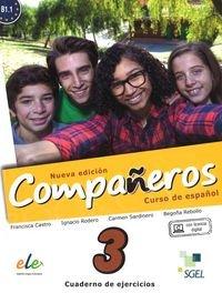 Companeros 3 (nueva edicion) Ćwiczenia + licencia digital