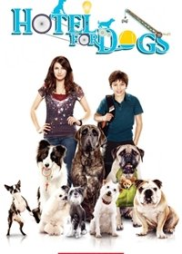 Hotel for Dogs Book and CD