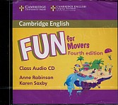 Fun for Movers (4th edition) Class Audio CD