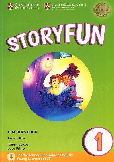 Storyfun 1 Starters książka nauczyciela