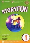 Storyfun 1 Starters Teacher's Book