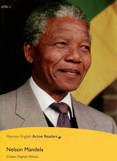 Nelson Mandela Book plus Multi-ROM with MP3