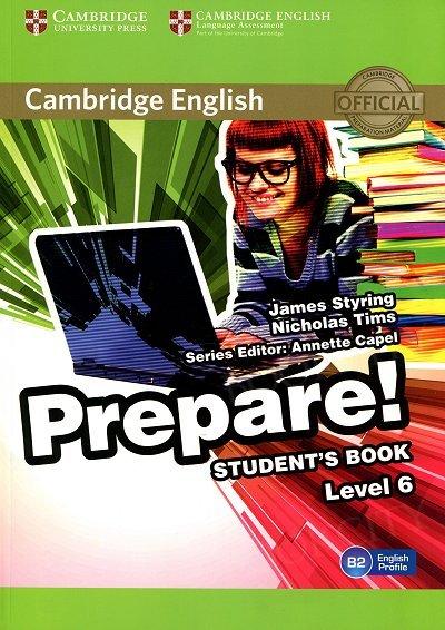 Prepare! 6 podręcznik