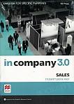 In Company 3.0 ESP Sales podręcznik
