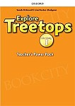 Explore Treetops 1 dla klasy I Teacher's Power Pack