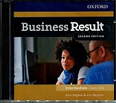 Business Result 2nd edition Intermediate Class Audio CD