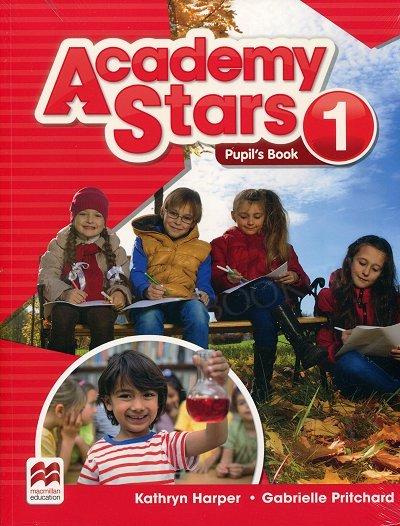 Academy Stars 1 Student's Book + kod online