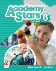 Academy Stars 6 Student's Book + kod online