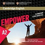 Empower Elementary Class Audio 3CD
