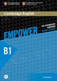 Empower Pre-intermediate Workbook without answers
