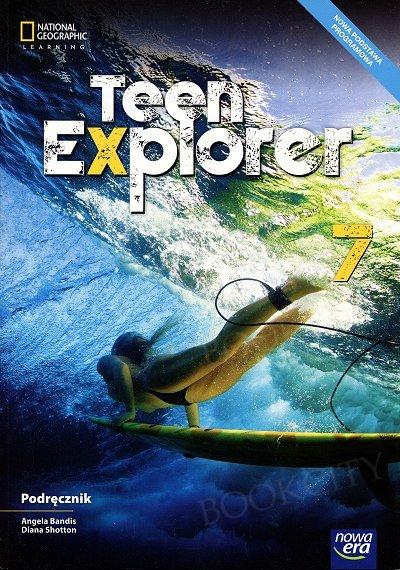 Teen Explorer klasa 7 podręcznik