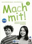 Mach mit! 3 Nowa Edycja Materiały ćwiczeniowe do języka niemieckiego dla klasy VI