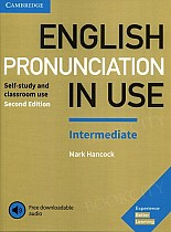 English Pronunciation in Use: Intermediate (2nd edition) Book with Answers and Downloadable Audio
