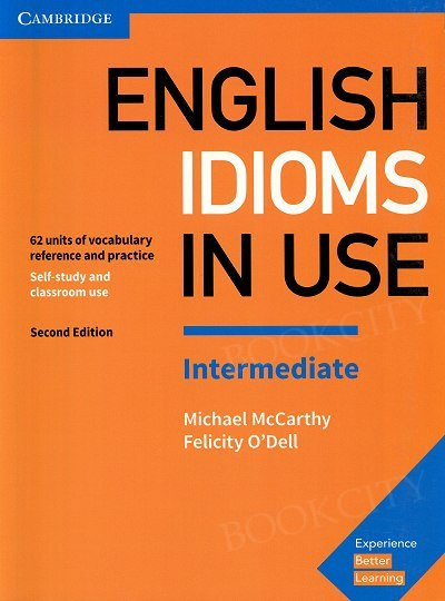 English Idioms in Use – Intermediate