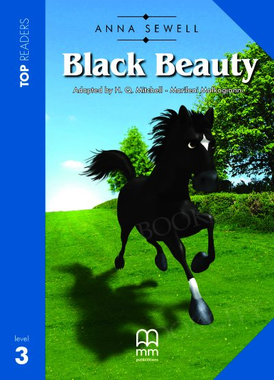 Black Beauty Book with CD