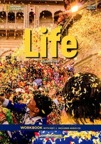Life 2nd Edition A2 Elementary ćwiczenia
