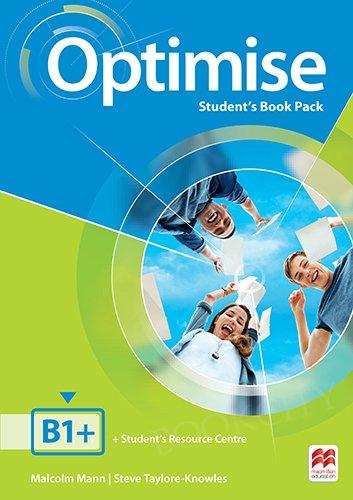 Optimise B1+ podręcznik