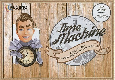 TIME MACHINE Travel Between Present Perfect and Past Simple