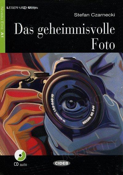 Das geheimnisvolle Foto Buch + CD + App