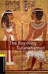 The Boy-King Tutankhamun Book