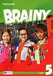 Brainy klasa 5 Flashcards