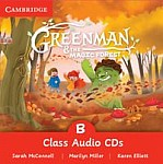 Greenman and the Magic Forest B Class Audio CDs (2)