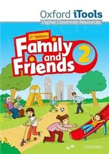 Family and Friends 2 (2nd edition) iTools