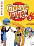 Give Me Five! 3 podręcznik