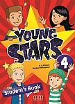 Young Stars 4 Workbook + CD