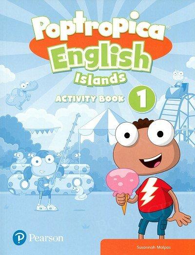 Poptropica English Islands 1 ćwiczenia