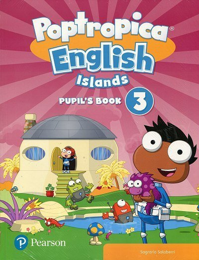 Poptropica English Islands 3 podręcznik