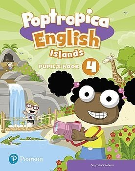 Poptropica English Islands 4 podręcznik