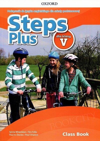 Steps Plus dla klasy 5 podręcznik