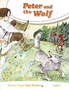 Peter and the Wolf (7-9 lat) Książka