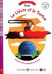 Le Lievre et la Tortue Książka + audio mp3