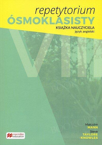 Repetytorium Ósmoklasisty Macmillan książka nauczyciela