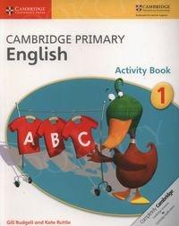 Cambridge Primary English 1 ćwiczenia