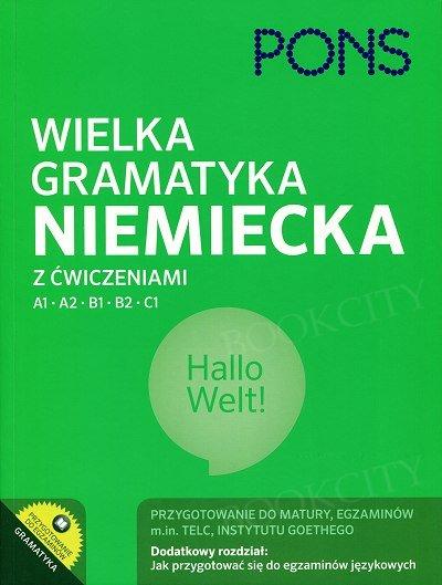 wielka gramatyka niemiecka z ćwiczeniami a1 c1