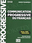Communication progressive Perfectionnement Podręcznik + CD mp3