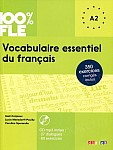 100% FLE Vocabulaire essentiel du français A2 Książka + CD mp3