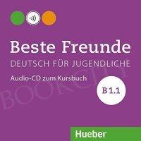 Beste Freunde B1.1 Audio CD do podręcznika (1 szt.) edycja niemiecka