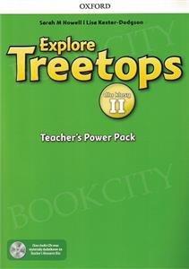Explore Treetops 2 dla klasy II Teacher's Power Pack