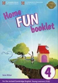 Storyfun 4 Movers Home Fun Booklet