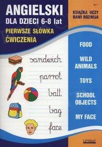Angielski dla dzieci 6-8 lat Część 1