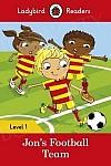 Jon's Football Team Level 1