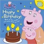 Peppa Pig Happy Birthday