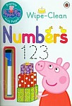 Peppa Pig Practise with Peppa Wipe-Clean Numbers