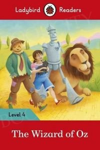 The Wizard of Oz Level 4 Book