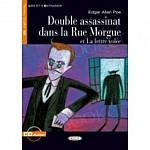 Double assassinat dans la Rue Morgue et La lettre volée Livre + CD audio