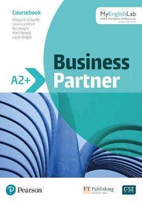 Business Partner Poziom A2+ Coursebook with MyEnglishLab